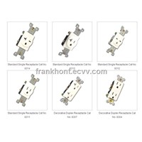 USA Receptacles Switch Wall Plate Plug