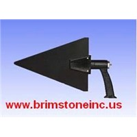 Ultra Wide Band Directional - Log Periodic Antenna - 500 MHz to 25 GHz Model:BEM/6945