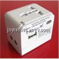 Universal Travel Adapter (USB) (WY-012)