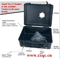 Vac-U-Chamber for Air Sampler Pumps Bags Model:MWC231-939