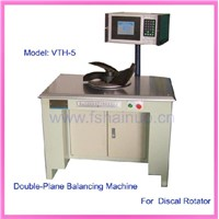 Vertical Balancing Machine for Flywheel