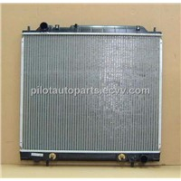 auto radiator for MITSUBISHI