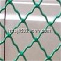 Galvanized Grid Mesh