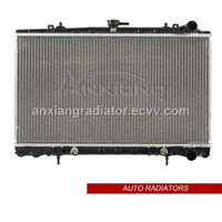 Brazing Aluminum Radiator for Nissan Bluebird D 240SX