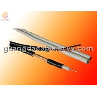 Coax Cable with Power Cable (RG59)