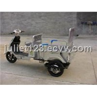 Electric Tricycle  JC - Folding tricycle