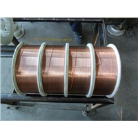 gas shielded wire