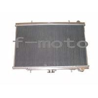 high performance racing car radiator suit for TOYOTA 4500 MANUAL