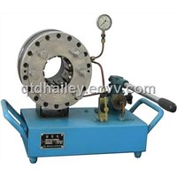 high quality hose crimping machine