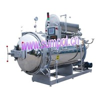 Water Spray Retort machine