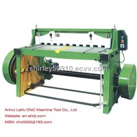 Mechancial guillotine  shearing machine