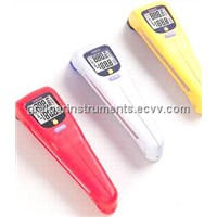 2 in 1 Infrared Thermometer with Probe (CL-6512)