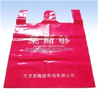Larger T-Shirt Plastic Bag