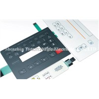 Membrane Switch Rubber Keypad
