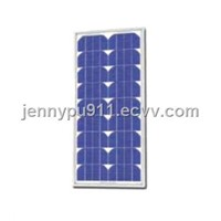 mono crystalline silicon cell-panel