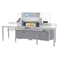 paper guillotine/paper cutter/paper cutting machine