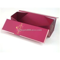 Paper Wine Box Packaging