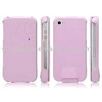 Pink Silicone Case for iPhone 3G