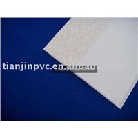 plastic ceiling board