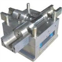 plastic pipe mould