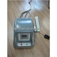 q switched laser nd: yag laser tattoo removal----laser D3