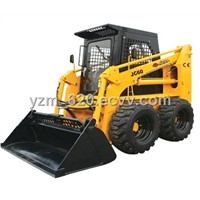 Skid Steer Loader Skid Wheel Loader