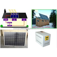 solar module solar power kit solar collector