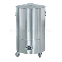 stainless steel food warming barrel