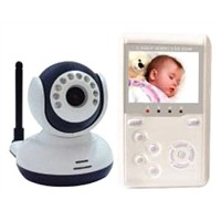 video record wireless baby monitor