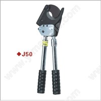 wire cutting, copper aluminum wire cut,cable cut (ratcheting device) J50