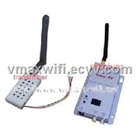 8 Channel Wireless AV Transmitter and AV Receiver