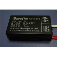 High Efficient Electronic Transformer