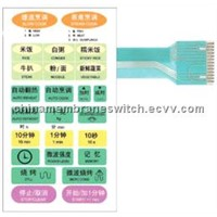 Micro Wave Membrane Switch/Micro Switch