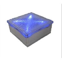 Popular Solar Square Brick light 100*100mm