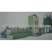 Enamelling machine