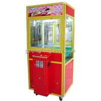 Toy crane machine
