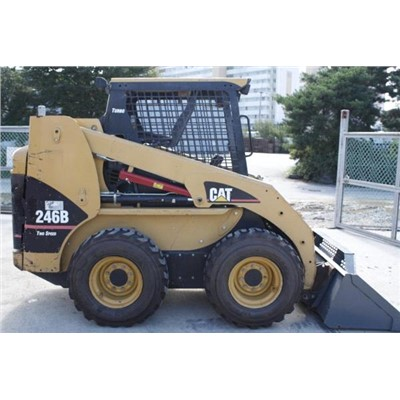 Mustang skid Loader parts manual
