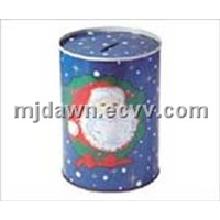 tin money box