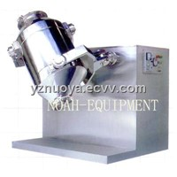 Hd Type Three-Dimensional Mixer