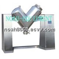 V Type Automatic Dry Powder High Efficient Mixer Machine