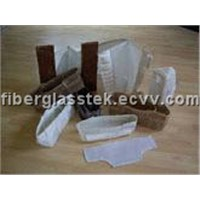 Combo bag / Distribution bag for aluminium filtration