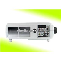 "2200 lumens 5"" lcd projector with USB/SD support hdmi 1080p 16:9"