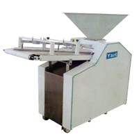 Continuous Dough Divider And Rouder