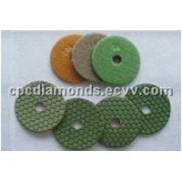 Diamond Dry Flexible Polishing Product