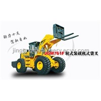 Fork Wheel Loader JGM761F