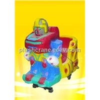 Kiddie Ride with LCD Display