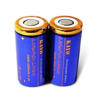 LiFePO4 Battery 3.2V 4200mAh