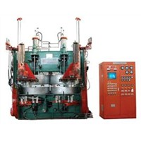 Mechanical Double-Mold Tyre Shaping Curing Machine