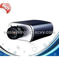 Network Security Camera Wired IP H.264 with Built-In Web Server / Network Camera