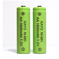 NiMh battery AA 1600mAh for Power Tools